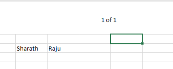 Page Number in excel -5