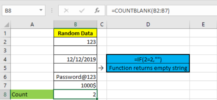 Excel COUNTBLANK function 2.PNG