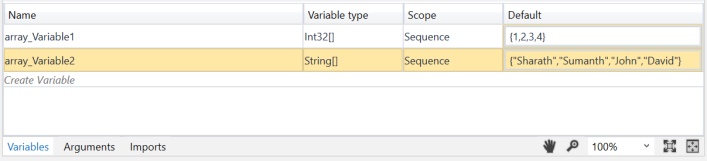 UiPath dataTypes Array.PNG