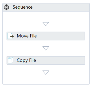 UiPath Sequence RPA Example 2