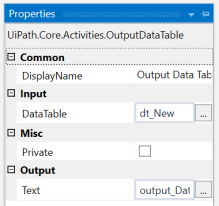 UiPath Copy onLy Headers From One excel to another excel 3