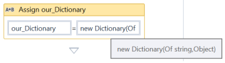 UiPath Add Retrieve items from dictionary 1.png