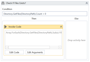 UiPath Delete Multiple files from a folder 3