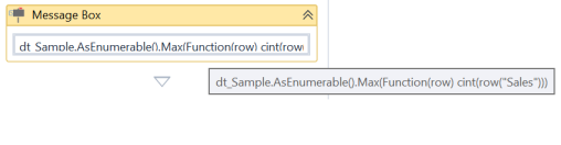 UiPath Find the max and average of datatable column 3.png