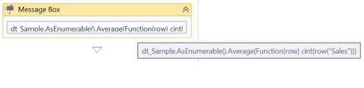 UiPath Find the max and average of datatable column 4.png